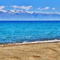 Продаю участок на берегу озера Иссы́к-Ку́ль, с. Чон-Сары-Ой, в г.Бишкек