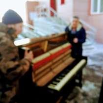 Вывоз пианино грузчики, в Новосибирске