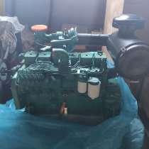 Двигатель cummins 6bta5.9-g2 (новый) для генераторной устано, в Якутске