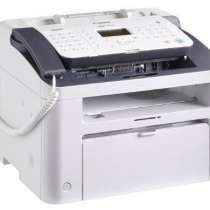 Принтер мфу Canon i-sensys FAX-L170, лазерный, белы, в Санкт-Петербурге