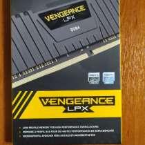 Corsair vengeance LPX 2133 DDR4 2x8GB, в Томилино