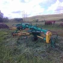 Грабли-ворошилки ГВР-630 предназначены для сгребания травы и, в Казани