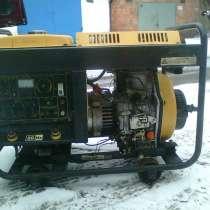 Дизель-генератор со сварочным, в г.Макеевка