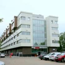 Офисный блок удобным заездом с МКАД в БЦ кл А, в Москве