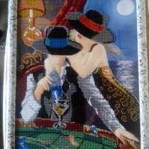 Картина вышитая бисером, в г.Мелитополь