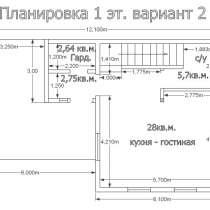 Дача 84 м² на участке 7 сот, в Верхней Пышмы