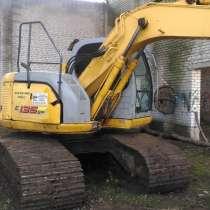 Продам экскаватор KOBELCO E135SR-1ES,2006г, болотник, в Владимире