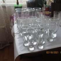 Посуда стаканы фужеры рюмки, в Перми