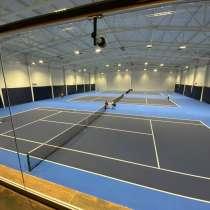 Новый Теннисный комплекс Marina tennis club, в г.Киев