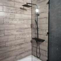 Стеклянная перегородка для ванной комнаты, в г.Брест