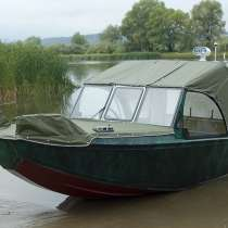 Лодка алюминиевая Егерь Про П, в Самаре