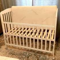 Кроватка детская, в Комсомольске-на-Амуре