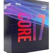 Процессор Intel i7-9700F, в Новосибирске