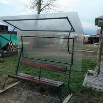 Скамейка с навесом Скамейки с навесом, в г.Астана