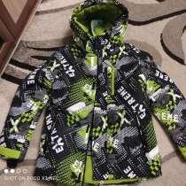 Зимняя куртка из мембранной ткани, в Москве