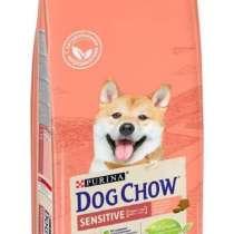 Корм Dog Chow, 14 кг, не открытый, в Минусинске