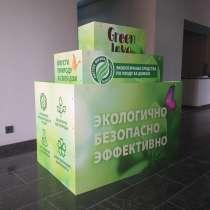 Дизайн и производство промо-паллетов, в Москве