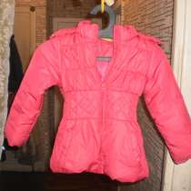 Нарядная утепленная весенняя курточка в Санкт-Петербурге, в Санкт-Петербурге