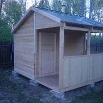 Строим дома, бани собственное производство, в Новосибирске
