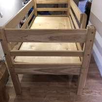 Новая дубовая кровать, в Краснодаре