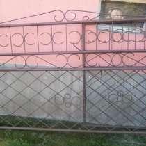 Продам ворота, в г.Гродно