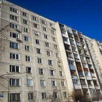 Уютная квартира-студия, площадью 22.7 кв. м., с лоджией, в Москве