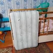Продам детскую кроватку, в Курагине