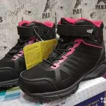 Зимние кроссовки для девочки-подростка, в Лысьве