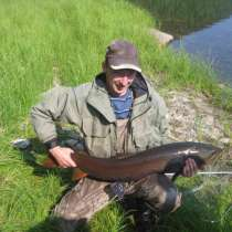 Рыбалка на тайменя, в Самаре
