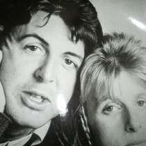 Paul McCartney художественное фото 48х59см Beatles, в Москве