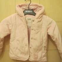 Теплая куртка на девочку KANZ 18 месяцев, в Калининграде