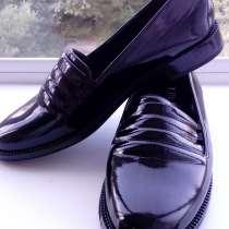 Туфли-лоферы новые, в Саяногорске