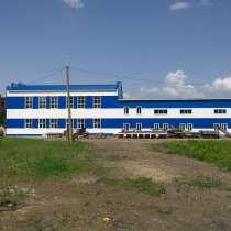 Аренда производственных площадей, на промземле, в Узловой