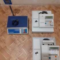 Весы электронные и кассовые аппараты, в Казани