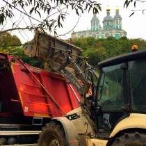 Вывоз строительного мусора, в Смоленске