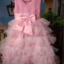Продажа двух детских платья, в Тихорецке