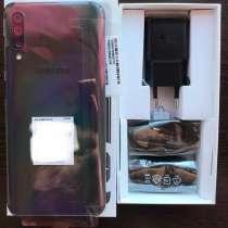 Продаю Samsung A50, чёрный, 64gb, в Краснодаре