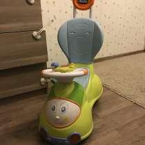 Машина детская для дома Чико, в Москве