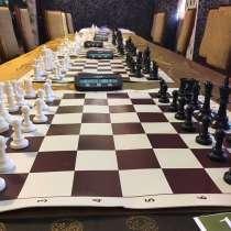 Обучения шахматам, в Чехове