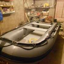Лодка ПВХ с мотором зеа про, в Волгограде