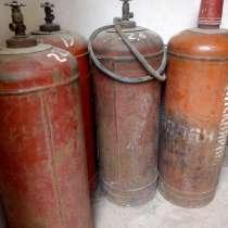 Продаются рабочие газовые баллоны, в Краснодаре