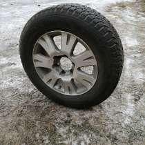 Продам зимние колеса, в Новомосковске