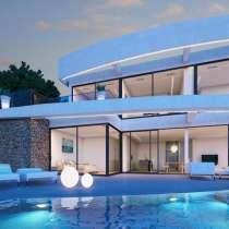 Новый фантастический особняк в Испании, Алтея Хиллс, в г.Altea