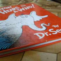 Книга доктора Зеуса на англ про слона Хоротона, в Ростове-на-Дону