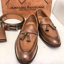 Обувь ручной работы на заказ, премиум класса, в Москве