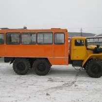 Урал Автобус вахтовый, в Уфе
