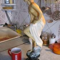 Статуэтка. Фигура античной девушки, в Верхней Пышмы