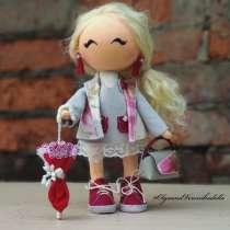 Куклы ручной работы, в Омске