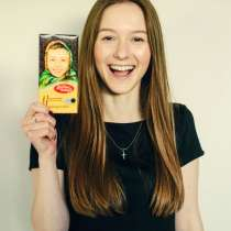 Шоколад Аленка с вашим фото, в Уфе