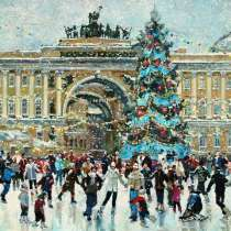 Рождество в С-Петербурге, в Брянске